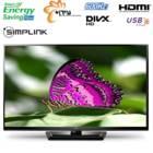 טלויזיה 50 אינץ' LG דגם 50LN542Y עם טיונר דיגיטלי DVB-T