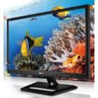 מסך מחשב LG LED 21.5 דגם 22M45D ברזולוציית Full HD עם חיבורים DVI ו VGA