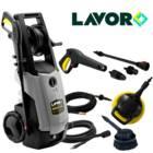 מכונת שטיפה LAVOR דגם PRIME 165 עוצמתית 2500 וואט בלחץ 165 בר