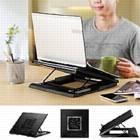 משטח קירור למחשב נייד CoolerMaster NOTEPAL ERGOSTAND EASY למחשב עד 15.6