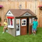 בית עץ לילדים  בסגנון כפרי