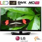 טלוויזיה LED 47 100Mhz מבית LG דגם  47LN542Y